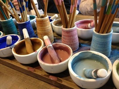 陶芸で使用される道具とは